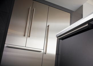 Vancleave, MS Stainless Steel Kitchen Cabinets