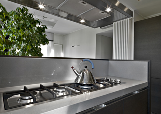 Stainless Steel Kitchens Gautier, MS