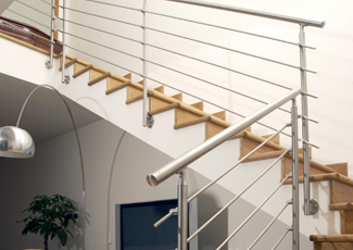 Stainless Steel Handrails - Biloxi, MS Commercial Kitchen Installation